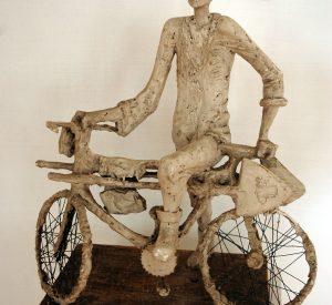 Kő Pál szobrászművész alkotása